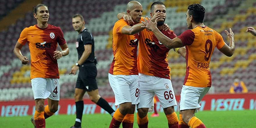 Galatasaray sezona hızlı başladı