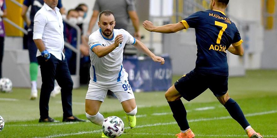 Son gülen Erzurumspor: 1-2