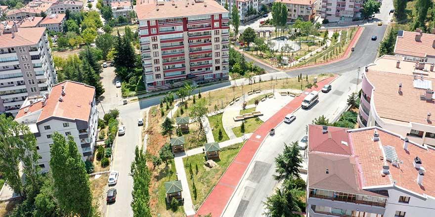 Çankaya Belediyesi yatırımlarına devam ediyor