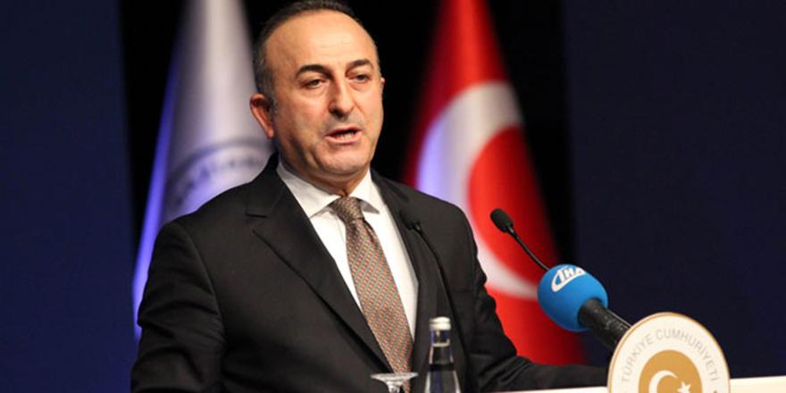 Bakan Çavuşoğlu ve Litvanyalı mevkidaşından açıklama