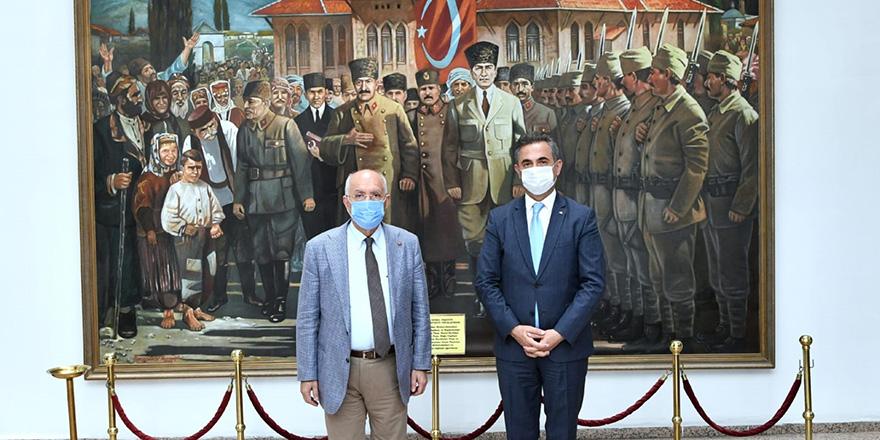 Yaşar'dan Köse'ye Ziyaret