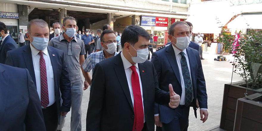 Ankara Valisi Şahin'den açıklama