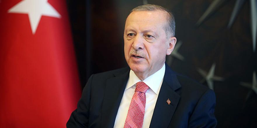 """Cumhurbaşkanı Erdoğan: """"Düşman ülkemize giremeyecek"""""""