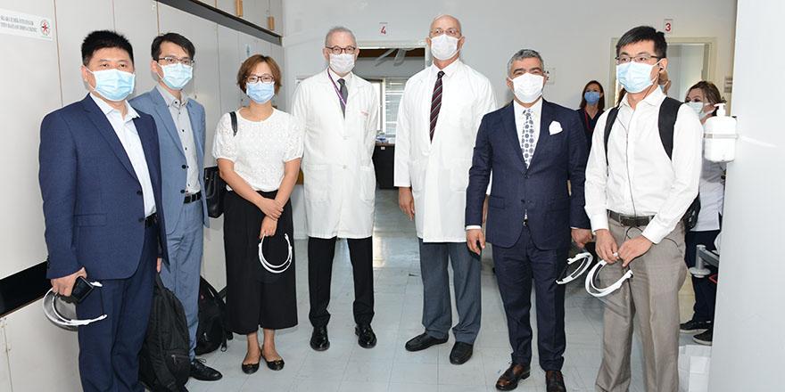 Covid-19 aşısının Faz-3 çalışmaları Türkiye'de başladı