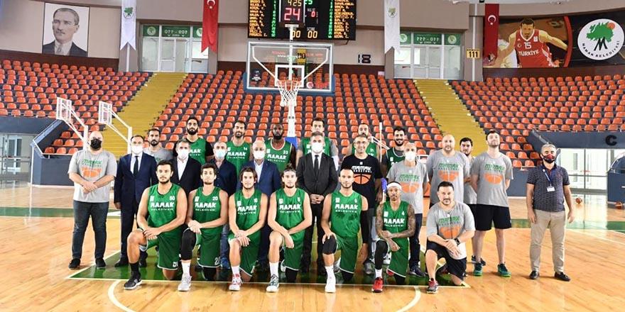 Mamak Basketbol Takımı lige hazır