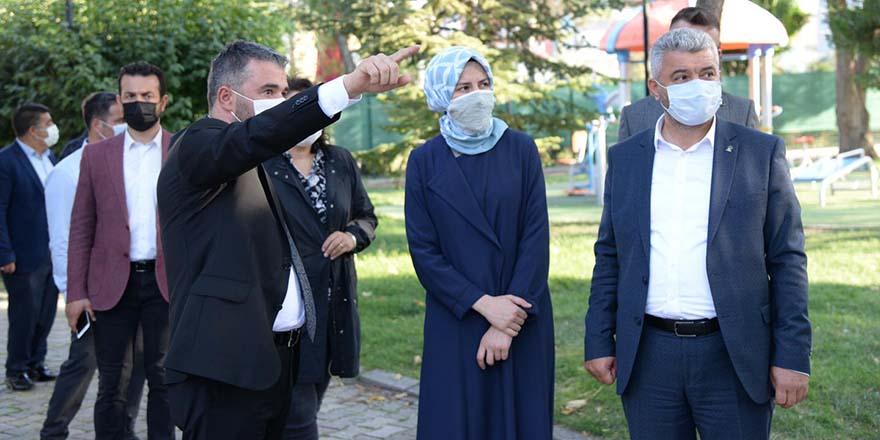 Başkan Ertuğrul Çetin işi sıkı tutuyor