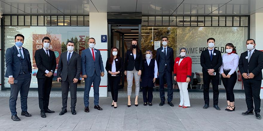 Ankara'da 10 kişiden 7'sinin borcu yok!