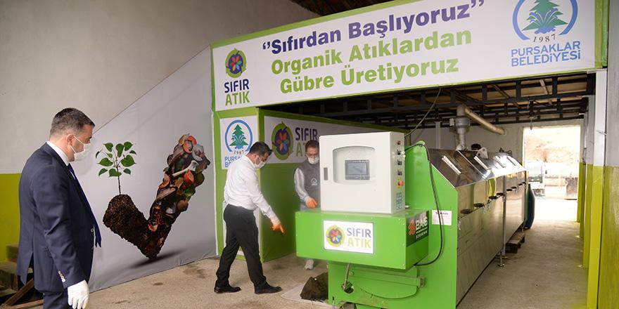 """Başkan Çetin: """"İsraf etmiyoruz"""""""