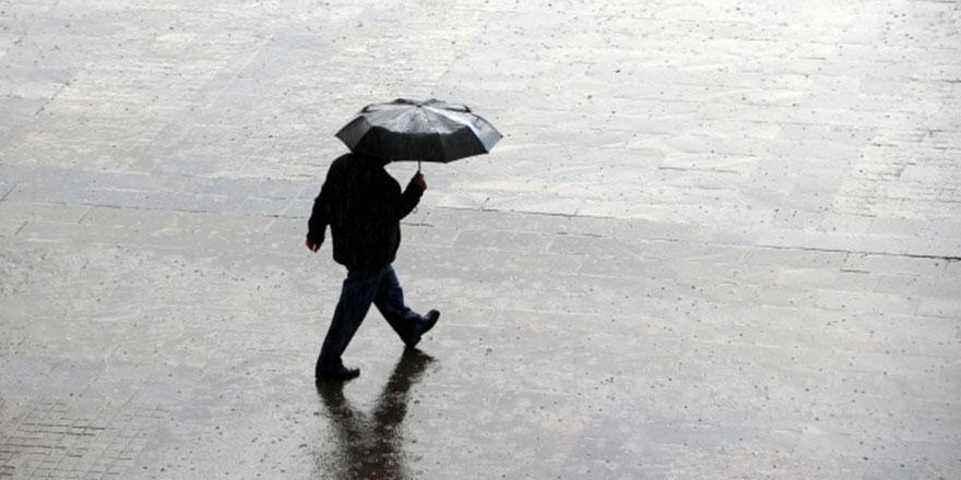 Meteoroloji'den yağış uyarısı! Ankara'da hava nasıl olacak?