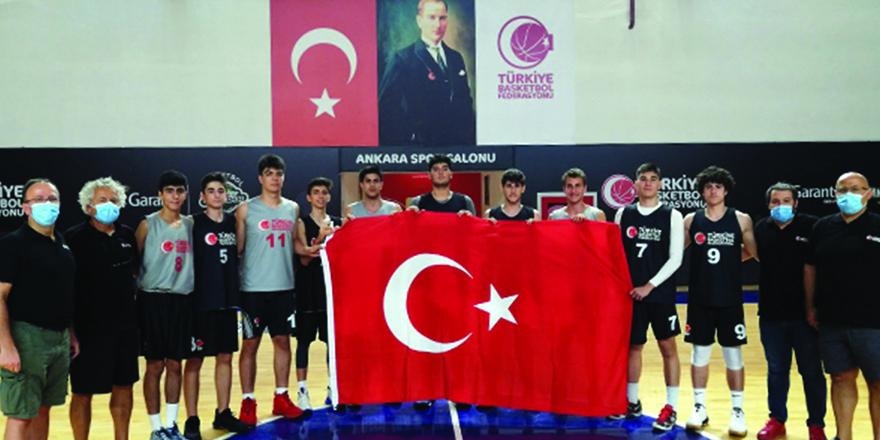 3. Kademe (C Kategori) Antrenör Kursu Ankara'da düzenlendi