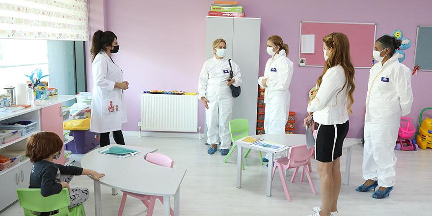 Çankaya'nın pandemi eylem planına tam not