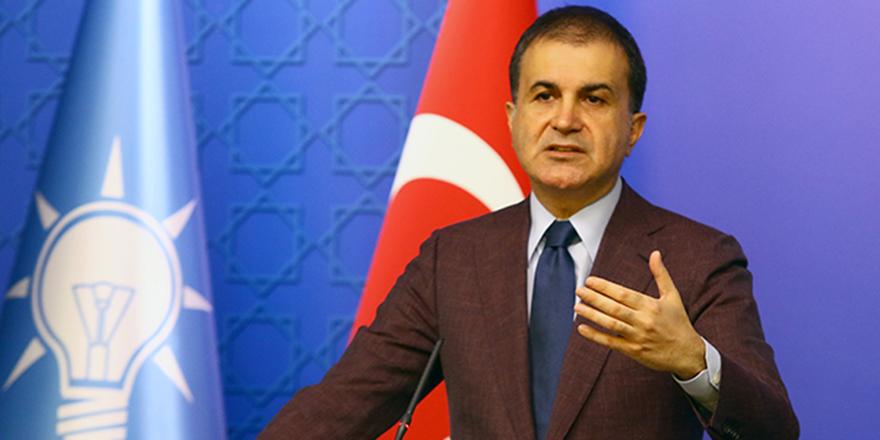 Ömer Çelik: Türkiye Azerbaycan'ın yanındadır