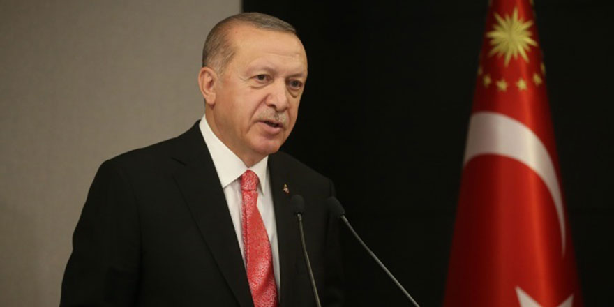 Cumhurbaşkanı Erdoğan: Ermenistan işgal ettiği topraklardan çekilmeli