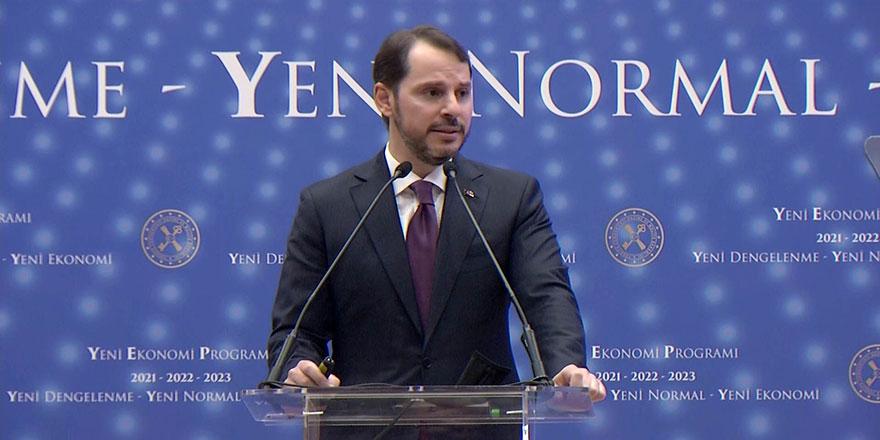 'Yeni Ekonomi Programı' açıklandı