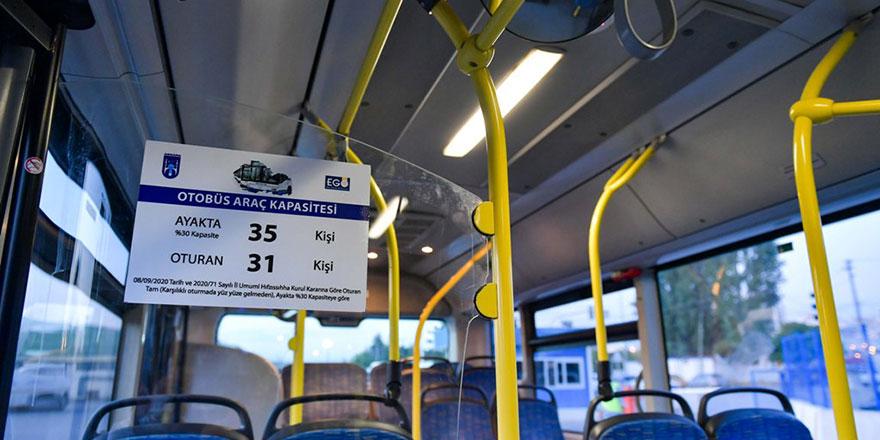 Toplu taşımada HES zorunluluğu