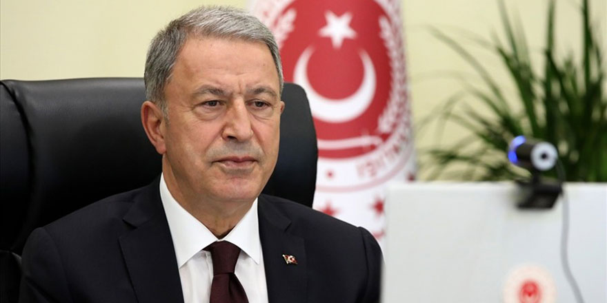 """Akar: """"Türkiye, Azerbaycan'ı desteklemeye devam edecek"""""""