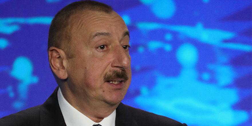 Aliyev: 'Ermeni rejimi, faşist rejimdir'