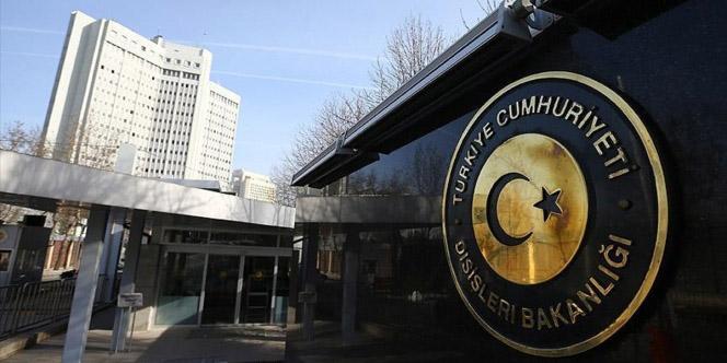 Dışişleri Bakanlığı'ndan Ermenistan'a kınama