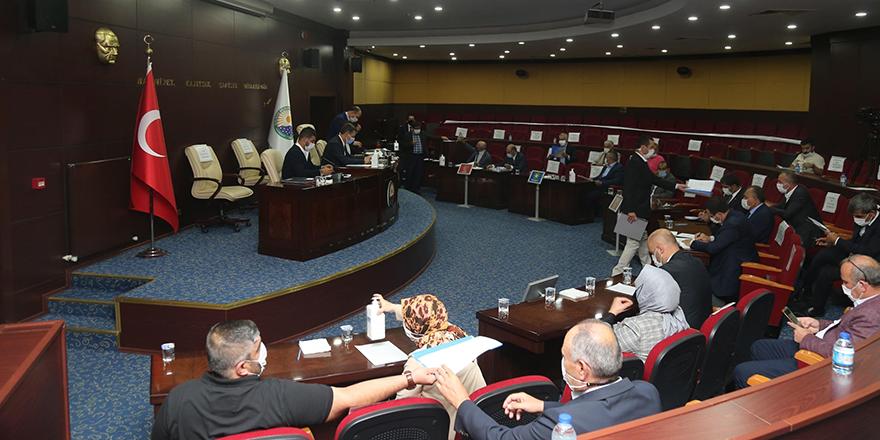 Gölbaşı'nın 2021 bütçesi  257 milyon TL oldu