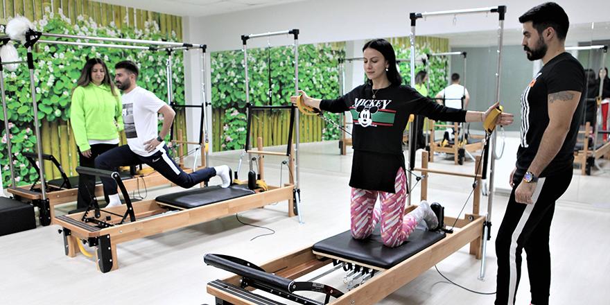 Yenimahalle'de aletli pilates eğitimleri başlıyor