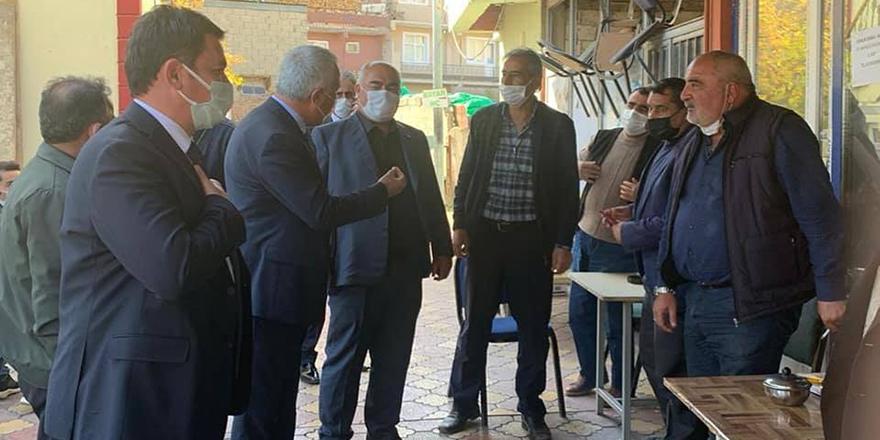 CHP milletvekilleri Erzurum'da dert dinledi
