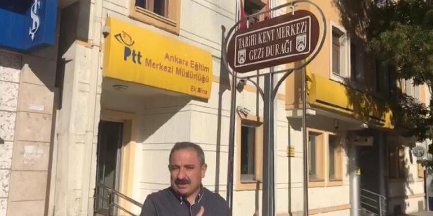 Burhan'dan Ulus ve Kale projesi yarım kaldı iddiası