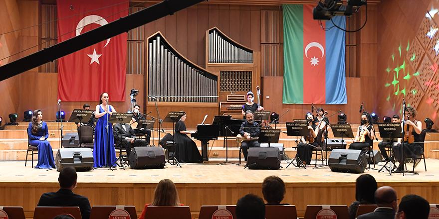 Büyükşehir'den Azerbaycan için Bağımsızlık Konseri