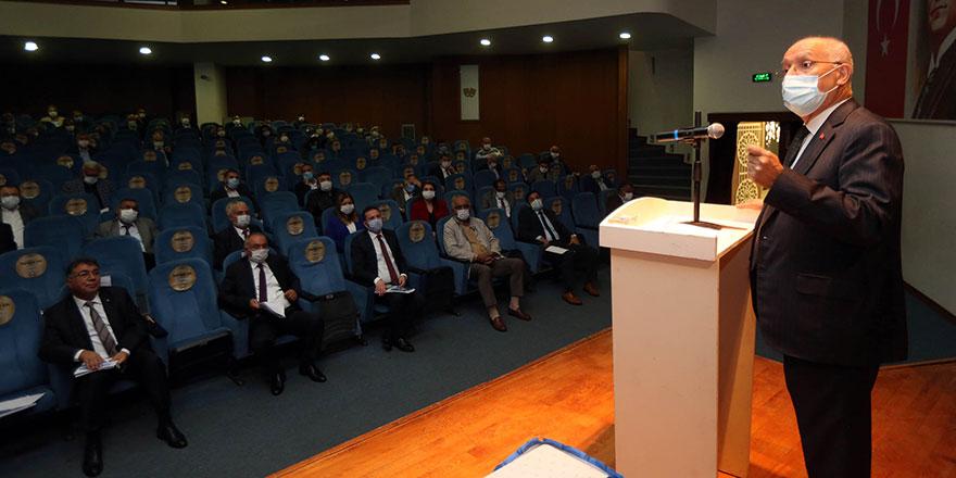 Yenimahalle'nin 2021 bütçesi 625 milyon