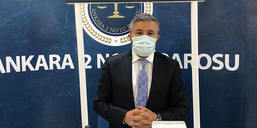 Ankara'da ikinci baro için imza sayısı 1520 oldu