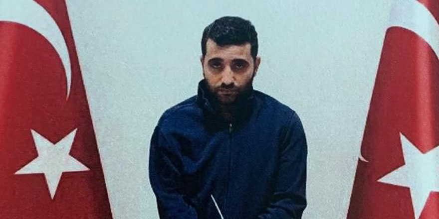 Hain saldırının faili terörist Kuzey Irak'ta yakalandı