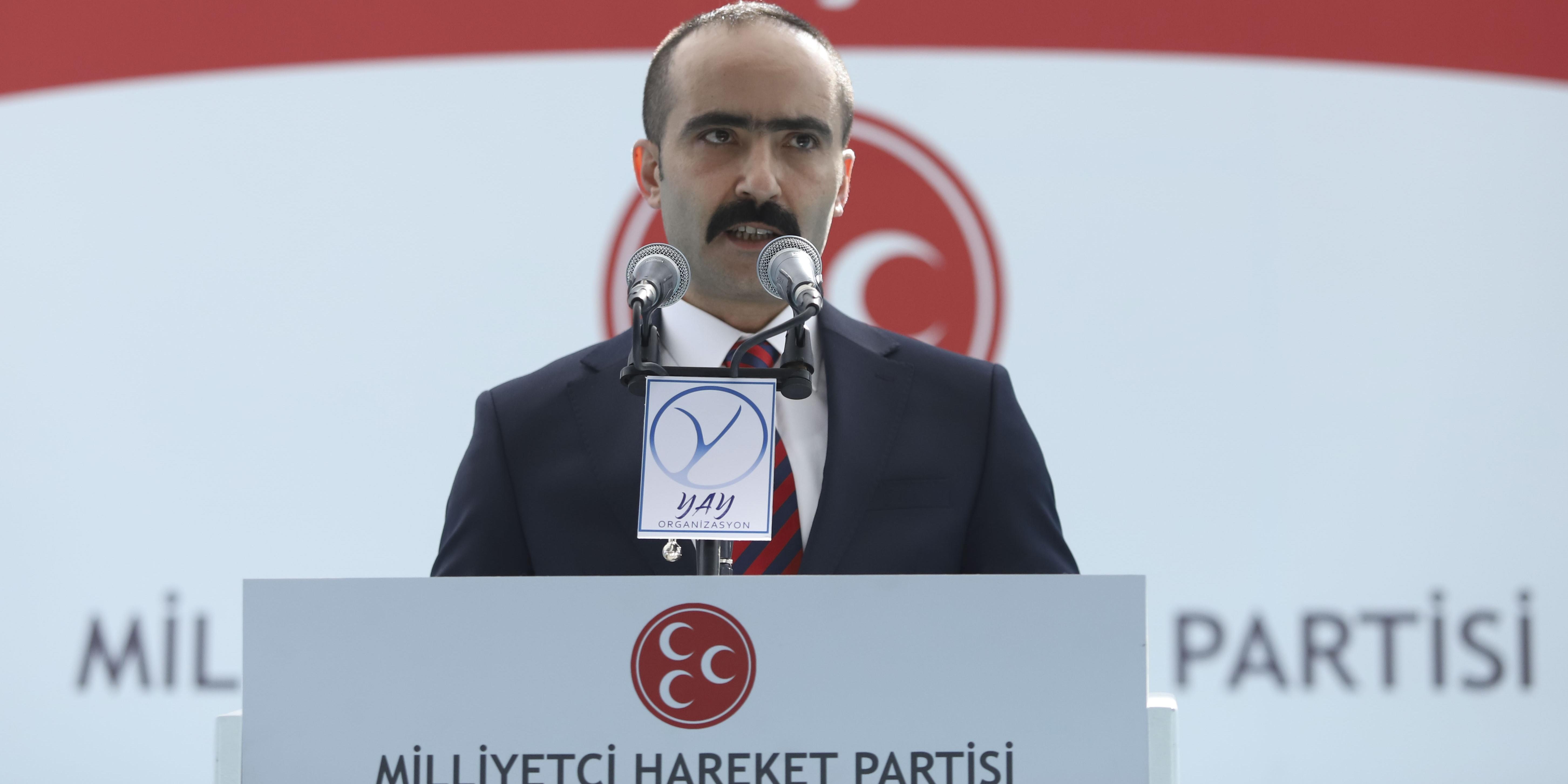 MHP Ankara İl Başkanlığı 13. Olağan Kongresi gerçekleşti
