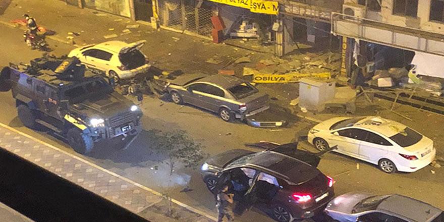 İskenderun ilçesinde patlama! İki terörist etkisiz hale getirildi