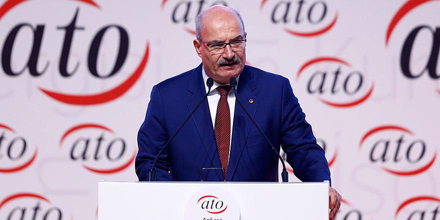 ATO Başkanı Baran'dan Fransız mallarını boykot çağrısına destek