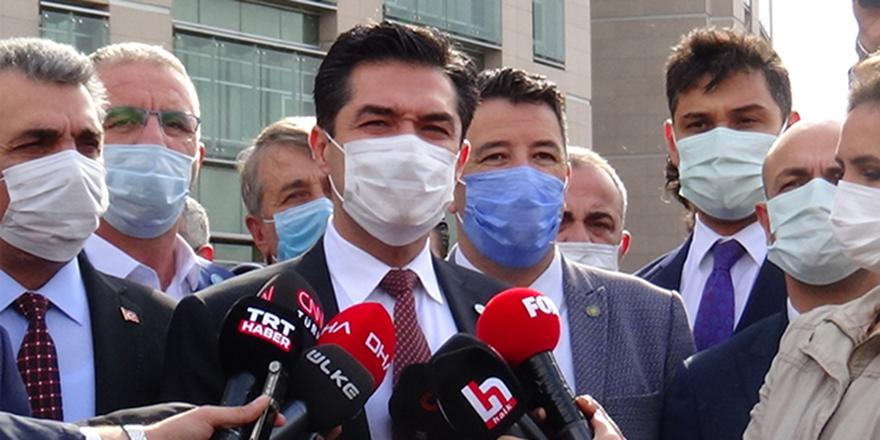 İYİ Partili Buğra Kavuncu hakkında soruşturma başlatıldı