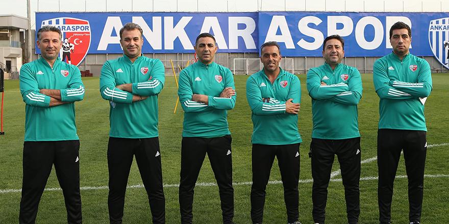 Ankaraspor'da Mustafa Özer dönemi