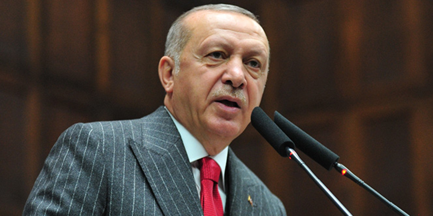 Cumhurbaşkanı Erdoğan'dan deprem sonrası ilk açıklama