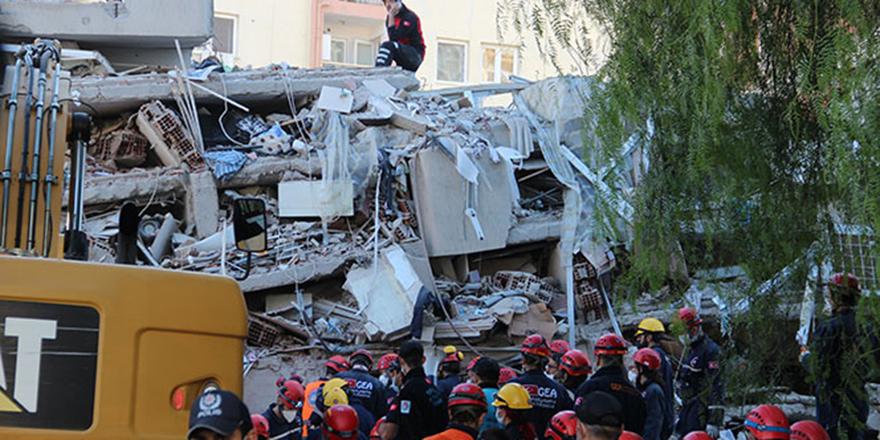 İzmir'den umutlandıran haber! 5 kişilik aile ile temasa geçildi
