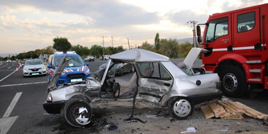 Alkollü sürücüler yine ocak söndürdü