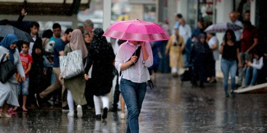 Ankara'da hava yağışlı olacak