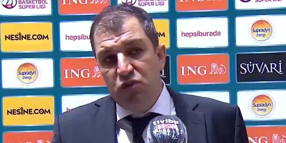 Gören: Hak ettiğimiz bir maçı kaybettik