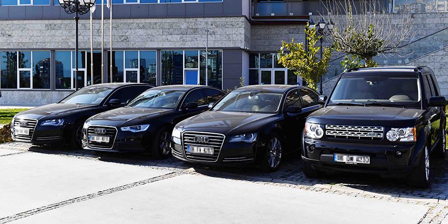 Ankara Büyükşehir lüks araçları satıyor