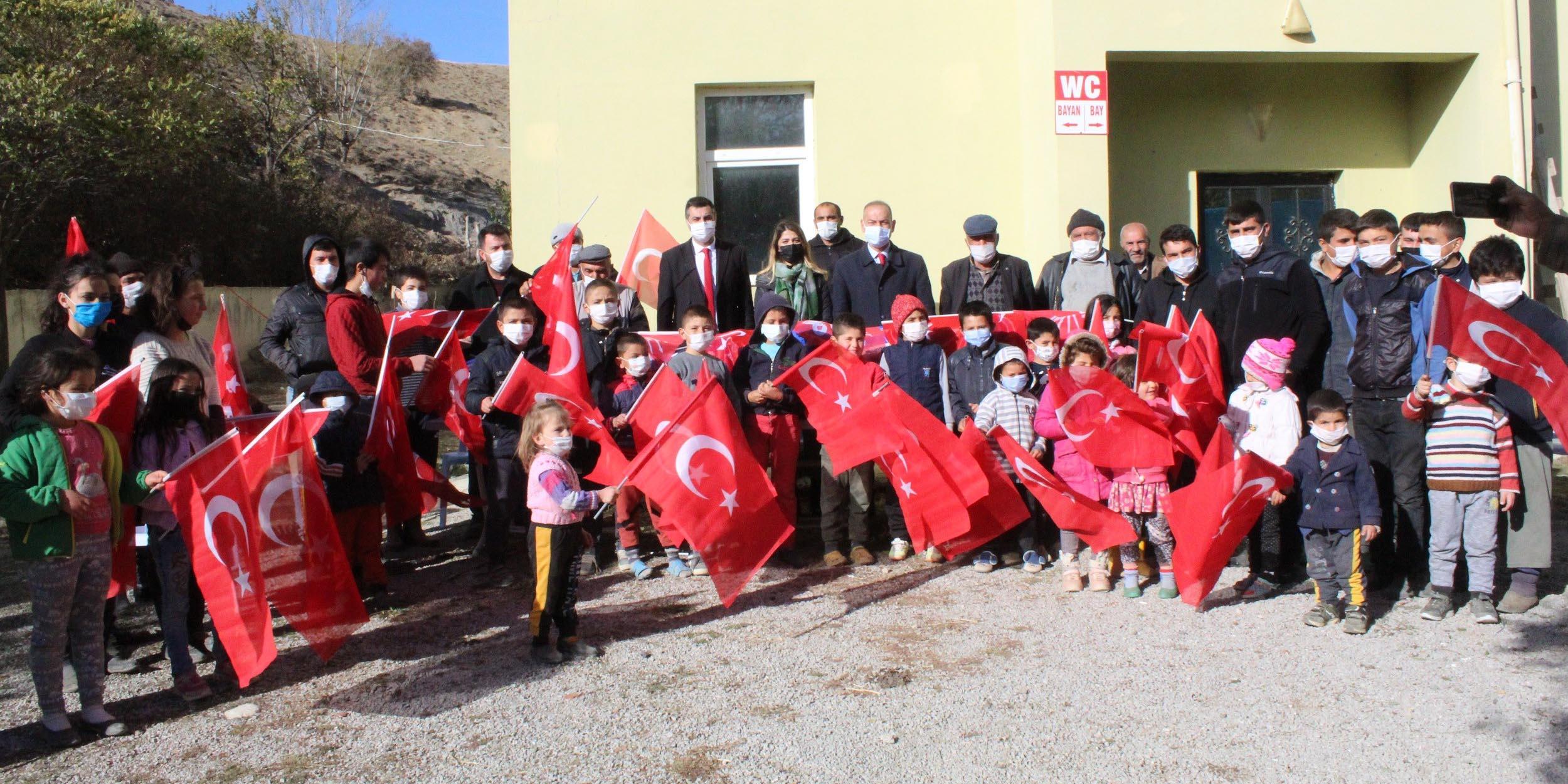 Akyurt CHP'den Yağızoğlu Mahallesi'ne ziyaret
