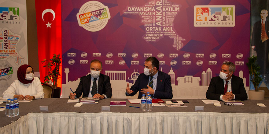 Ankara Kent Konseyi sokak hayvanları için devrede
