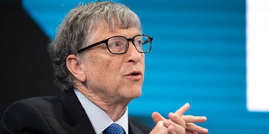 Bill Gates'ten şaşırtan korona aşısı çıkışı