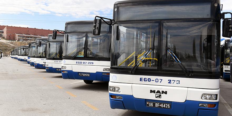 Toplu ulaşıma COVID-19 düzenlemesi