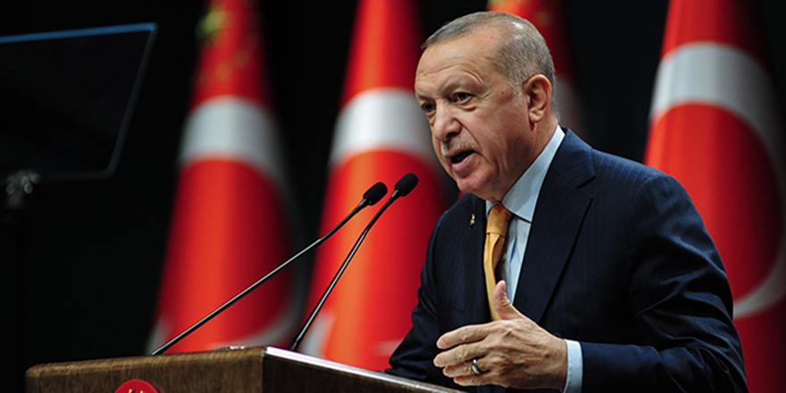 Erdoğan, MYK toplantısında Arınç'la görüşmesini anlattı