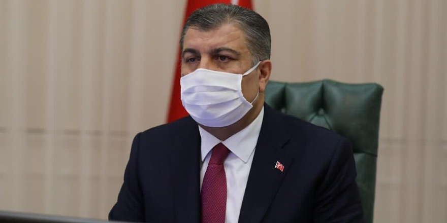 """Bakan Koca: """"Covıd-19 aşısı ile ilgili ilk anlaşmalar yapıldı"""""""