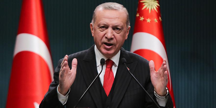 Cumhurbaşkanı Erdoğan'dan CHP'ye sert tepki