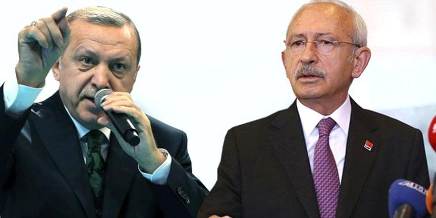 Erdoğan'dan Kılıçdaroğlu'na 500 bin liralık yeni dava