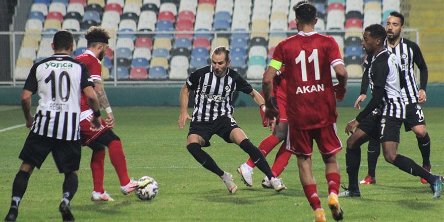 Ankaraspor eli boş döndü